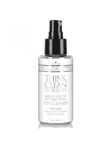 Think Clean Thoughts Limpiador Anti Bacteriano 59ml